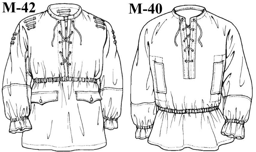М-40 и М-42